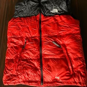 The North Face youth 600 vest